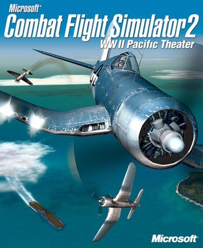 Amazon Com Microsoft Combat Flight Simulator 2 Pacific Theater Pc Video Games