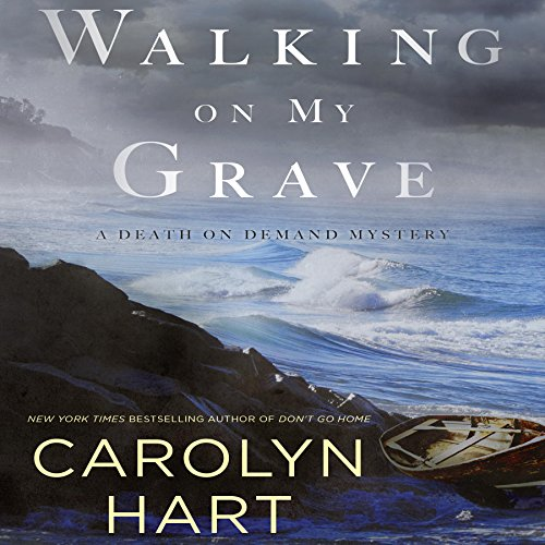 Walking on My Grave audiobook cover art