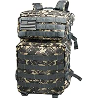 Tesinll 45 Liters Tactical Backpack