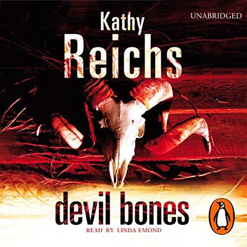 Devil Bones audiobook cover art