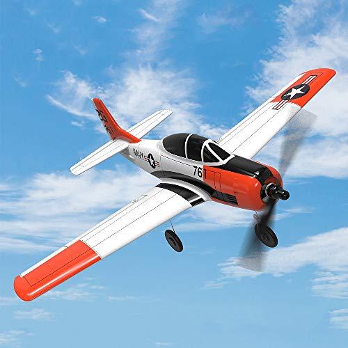 Tritow RC Aereo 2.4G 4CH Remote Control Aircraft EPP fisso ala Drone all'aperto Aeroplano Giocattoli Mini Gyroscope Simulazione Aircraft Drop-Resistant Modello giocattolo per bambini Bambino Boy Gifts