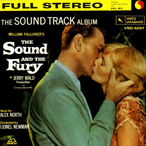 The Sound and the Fury (OST) By Alex North,Lionel Newman (2010-03-05)
