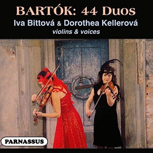 Iva Bittová & Dorothea Kellerová