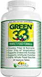 Green 33 Daily Vegetables Green Super Foods Supplement (Bottle 90 Tablets) - 4 Organics - 100% Whole-Food Vegetable Vegan Vitamin Tablet