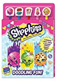 Shopkins: Doodling Fun! (Pencil Toppers)
