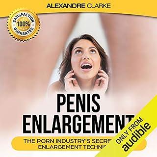 Penis Enlargement audiobook cover art