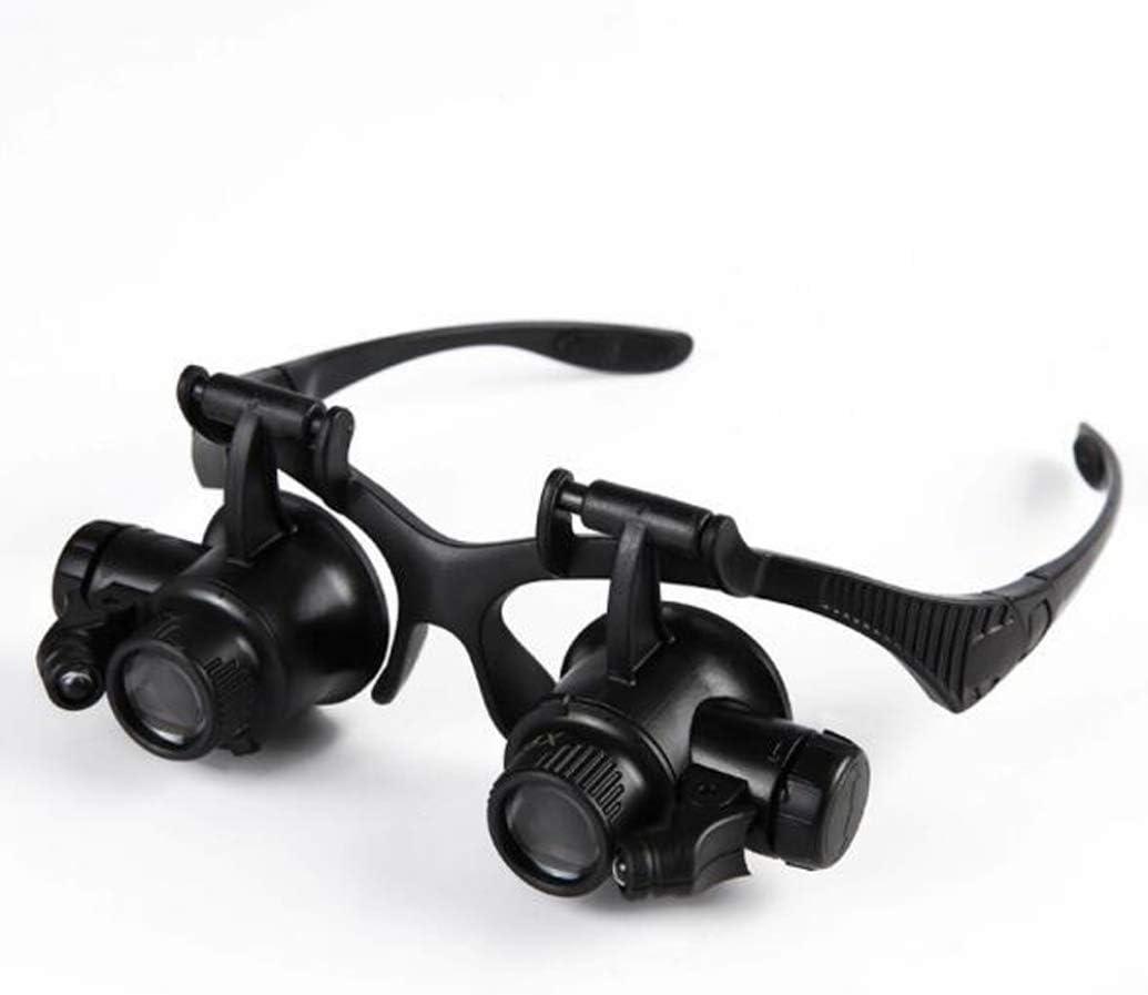 LQXL Bracket Headband Magnifying Glass Sale Lou Clock Repair Jewelry Max 45% OFF