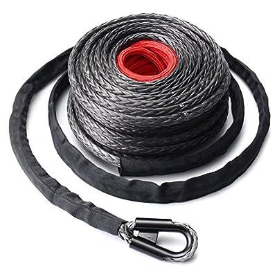 Partol winch cable & Fairlead