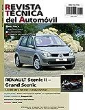 MANUAL DE TALLER y MECANICA PARA Renault Scenic II - Grand Scenic 1.5 dCi (80 y 100 CV) - 1.9 dCi (120 CV)
