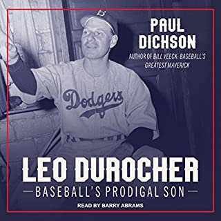 Leo Durocher cover art