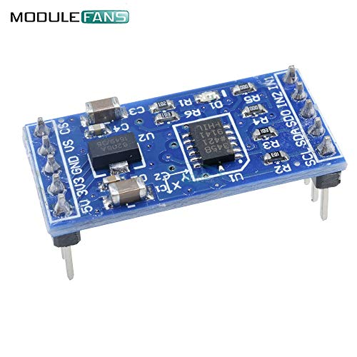 5V 3.3 V Digital ADXL345 3 Tri Axis 3-Achsen Gravitations Sensor Acceleration Module Board Tilt Sensor für Arduino DIY I2C IIC SPI