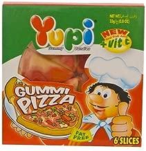 Yupi Gummi Pizza 25.5g. (Pack of 5)