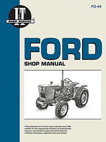 ford 1710 service manual - 8