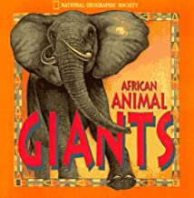 Pop-Up: African Animal Giants (A National Geographic Action Book)