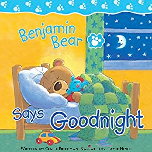 Benjamin Bear Says Goodnight  By  cover art