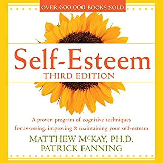 Self-Esteem: Third Edition cover art
