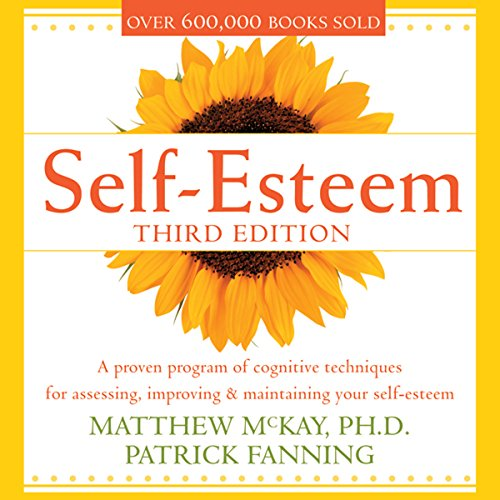 Self-Esteem: Third Edition audiobook cover art