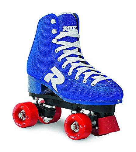 Roces 52 Star Unisex Quad Skate - Erwachsene, Blau, 41