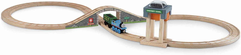 FisherPrice Thomas & Friends Wooden Railway, Coal Hopper 8 Set