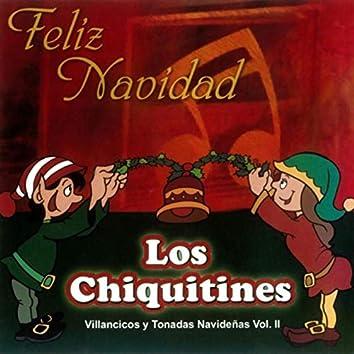 Villancicos y Tonadas Navideñas, Vol. II