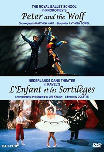 Peter & the Wolf & L'enfant Et Les Sortileges-Ball