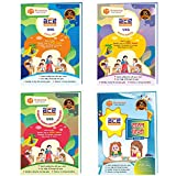 ACE UKG Kids All-in-One Practice Early learning Worksheets for Kindergarten, Nursery Kids, Toddlers, Pre Schoolers 320 pages (KG 2) & Montessori (4-6 yrs) (English, Hindi, Mathematics, General Knowledge / EVS & Fun Colouring Activity Workbook Combo) Paperbacks from 3H Learning