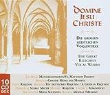 Domine Jesu Christe - Die grossen geistlichen Vokalwerke - The great religious vocal works - J. S. Bach