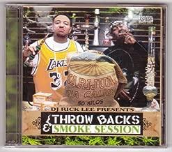 Throw Backs & Smoke Session Bonus Fendi Boyz Cd