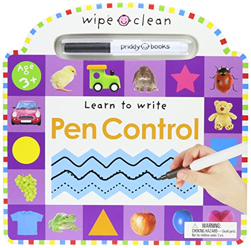 Wipe Clean: Pen Control
