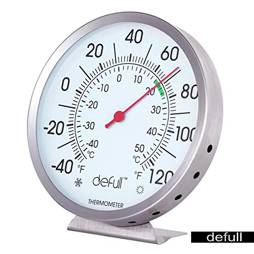 small outdoor thermometer - 9