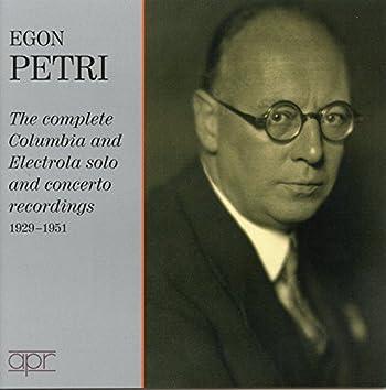 The Complete Columbia & Electrola Solo & Concerto Recordings (Recorded 1929-1951)