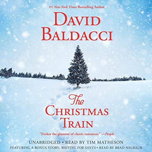 The Christmas Train Audiobook By David Baldacci cover art