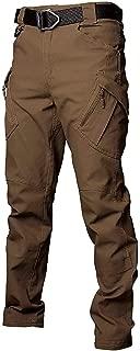 Men's Tactical Cargo BDU EDC Work Hiking Pants Trousers