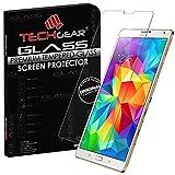 TECHGEAR Galaxy Tab S 8.4 Verre, Protecteur d'Écran Original en Verre Trempé Compatible pour...