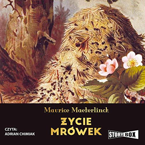 Życie mrówek audiobook cover art