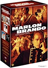 The Marlon Brando Collection: (Julius Caesar / Mutiny on the Bounty 1962 / Reflections in a Golden Eye / The Teahouse of the August Moon / The Formula )