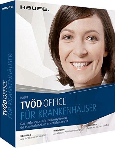 Haufe TVöD Office für Krankenhäuser: Die TVöD-Kommentierung mit Praxisbeispielen inklusive 2 Online-Seminaren (Haufe Office Line)