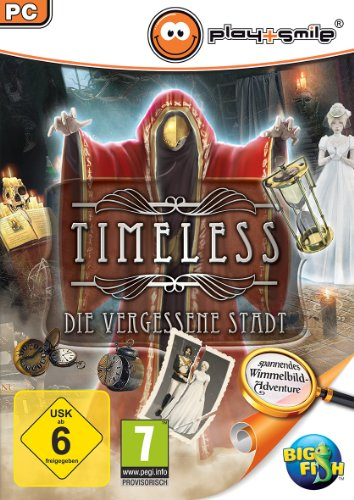 Timeless: Die vergessene Stadt