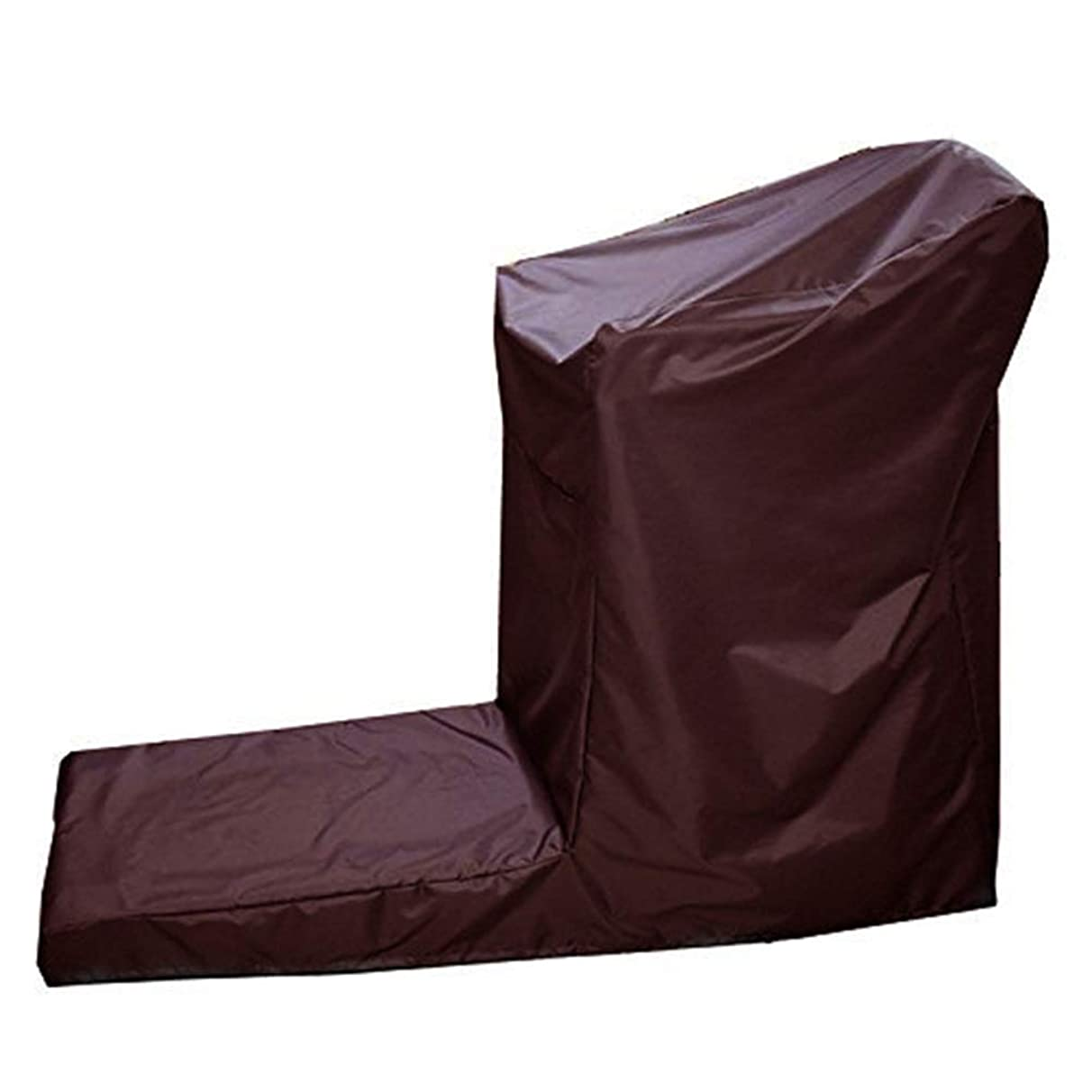 Courtyard Protection Cover/Tarpaulin Treadmill Cover Dust-Proof Waterproof Sunscreen Thickened, Multiple Sizes Available, WenMing Yue, Brown, 205x95x170cm