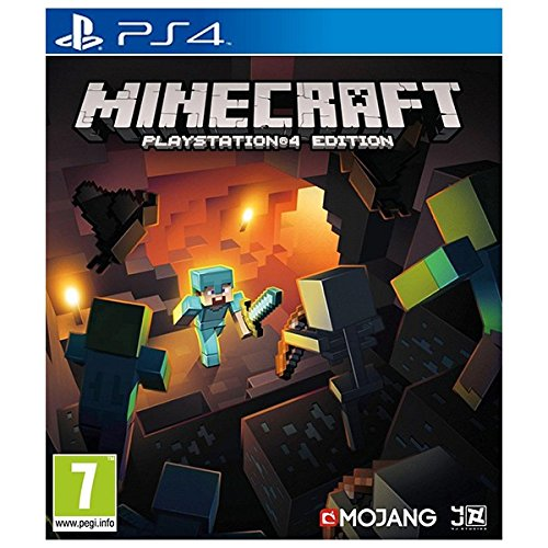 Sony Minecraft, PS4 Básico PlayStation 4 Holandés vídeo - Juego (PS4, PlayStation 4, Acción / Aventura, Modo multijugador, E10 + (Everyone 10 +), Soporte físico)