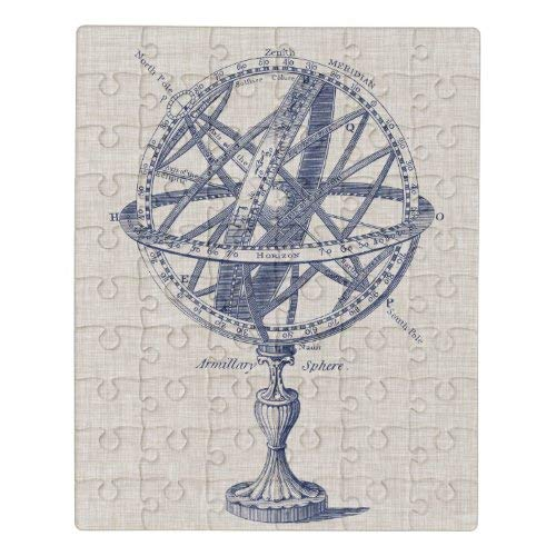 Tamengi Rompecabezas de diagrama de esferas armilares, 1000 piezas, 500 unidades