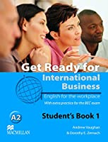 Get Ready For International Business 1 Student's Book [BEC]