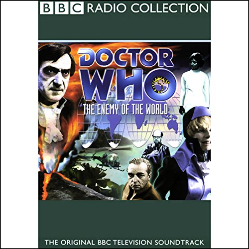 Doctor Who     The Enemy of the World              By:                                                                                                                                 David Whitaker                               Narrated by:                                                                                                                                 Patrick Troughton,                                                                                        full cast                      Length: 2 hrs and 23 mins     Not rated yet     Overall 0.0