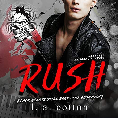 Rush: The Beginning audiobook cover art