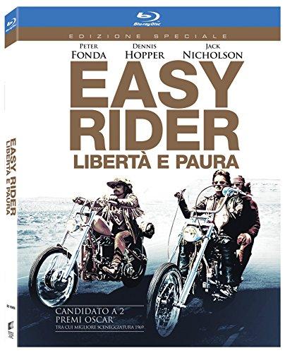 Easy rider - Libertà e paura [Italia] [Blu-ray]