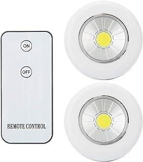 Andraw Pratique pour contrôler la Lampe de Nuit télécommandée, l'éclairage de Garage, l'escalier de tiroir de Toilette san...