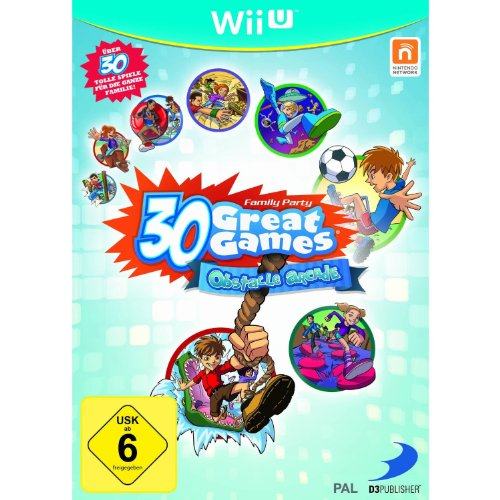 Family Party - 30 Great Games: Obstacle Arcade [Edizione: Germania]