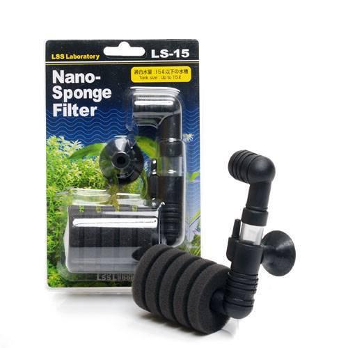 LSS研究所 本体 Nanoスポンジフィルター LS-15