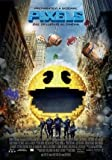 PIXELS – Italian Imported Movie Wall Poster Print - 30CM