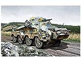 1/72 WW.II German Sd.Kfz.231 8 Radlast Panzerspäwagen